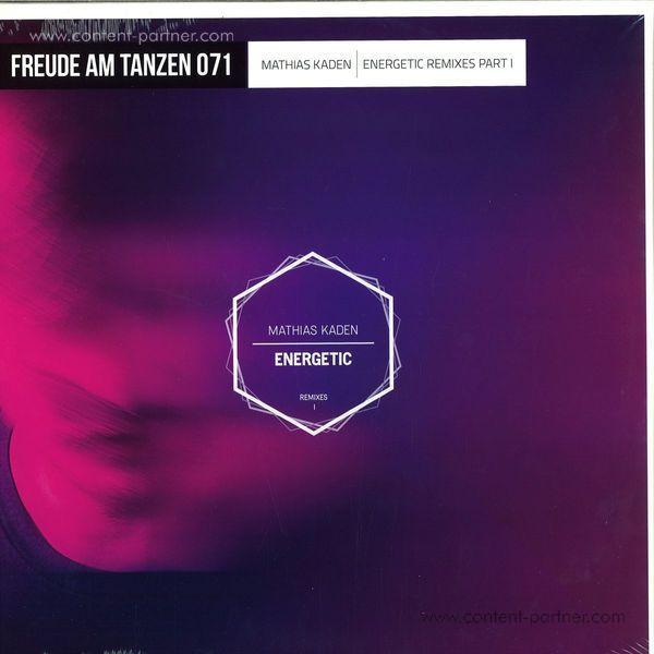 Mathias Kaden - Energetic Remixes, Part. 1
