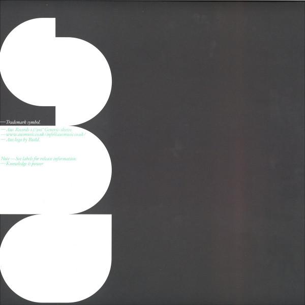 Matt Karmil - Sourced Ep (Back)