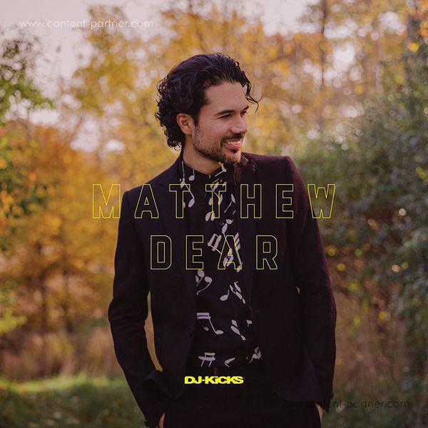 Matthew Dear - DJ Kicks (2LP+CD, Gatefold)