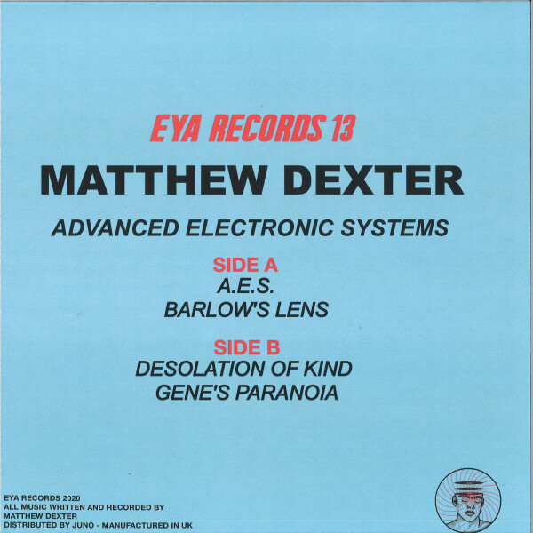 Matthew Dexter - Advanced Electronic Systems (Back)