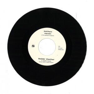 Matthew Halsall & The Gondwana Orchestra - Badder Weather / As I Walk (LTD Clear Edition)