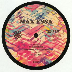 Max Essa - Sekko Mekko / Aestival