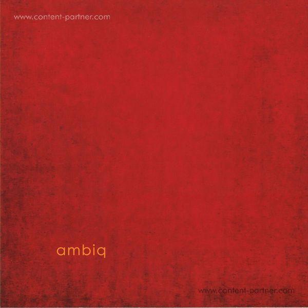 Max Loderbauer, Claudio Puntin & Samuel - Ambiq (LP)