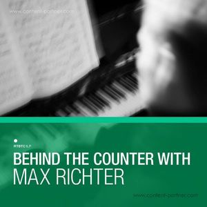 Max Richter - Behind The Counter (Ltd. Green 3LP+7