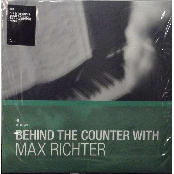 Max Richter - Behind The Counter With Max Richter (3LP+MP3)