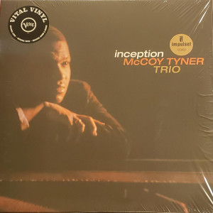 McCoy Tyner - Inception (LP Reissue) (Back)