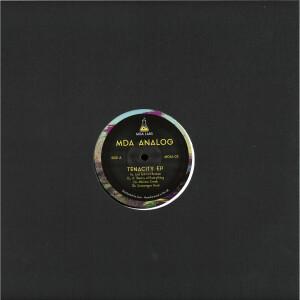 Mda Analog - Tenacity EP (Back)