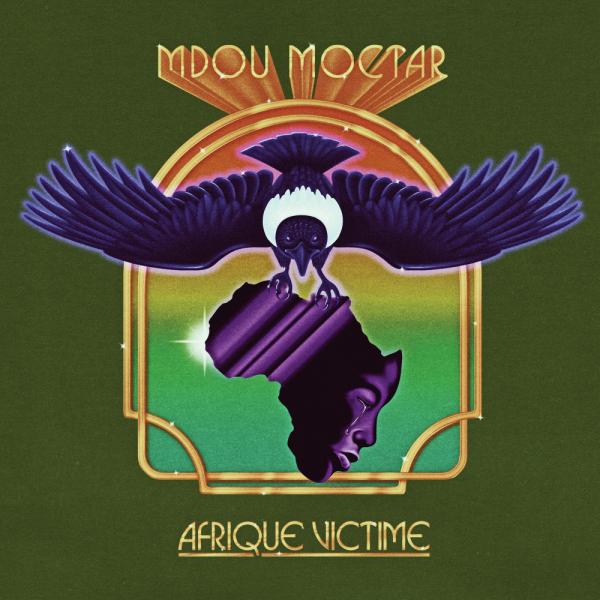 Mdou Moctar - Afrique Victime (Ltd. Purple Coloured Vinyl LP)