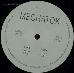 Mechatok - Gulf Area EP