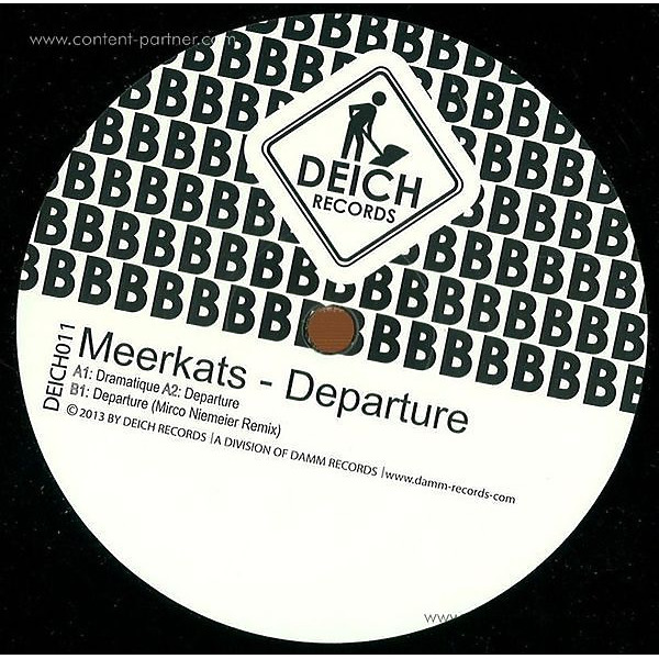 Meerkats - Dramatique/Departure (Back)