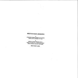 Meetsysteem - Geen Signaal (Remixes) (Back)