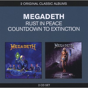 Megadeth - 2in1 (Rust in Peace/Countdown To Extinct