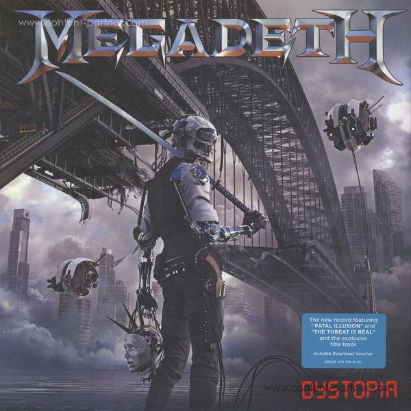 Megadeth - Dystopia (Picture Disc Vinyl)