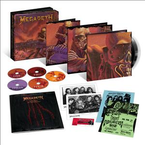 Megadeth - Peace Sells...(Deluxe 25th Anniversary B