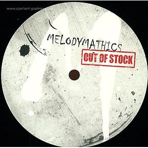 Melodymann - The Hold Up Ep