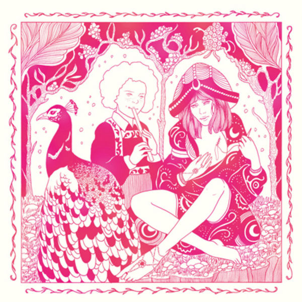 Melody's Echo Chamber - Bon Voyage (Ltd violet LP+MP3)