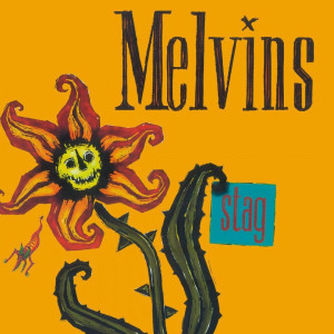 Melvins - Stag (Ltd. Silver Vinyl)