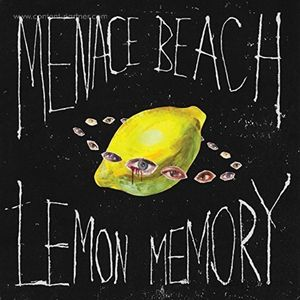 Menace Beach - Lemon Memory (LP+MP3) [Black Vinyl]