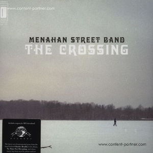 Menahan Street Band - The Crossing (LP+MP3)