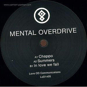 Mental Overdrive - In Love We Fall Ep