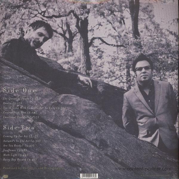 Mercury Rev - The Light In You (Ltd. Whte Vinyl!) (Back)