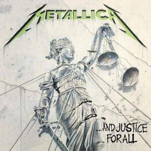 Metallica - And Justice For All (Remastered 2LP)