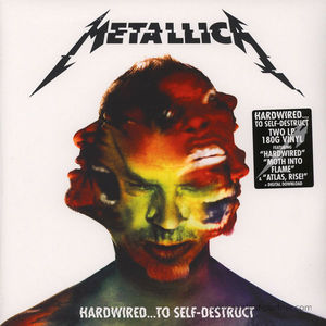 Metallica - Hardwired...To Self-Destruct (2LP)