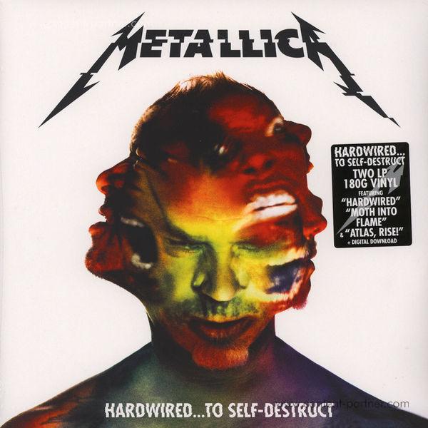 Metallica - Hardwired...To Self-Destruct (2LP)