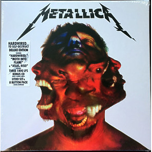 Metallica - Hardwired...To Self-Destruct (Ltd. 3LP Deluxe Box)