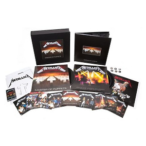 Metallica - Master of Puppets (Ltd. Remastered Deluxe Boxset)