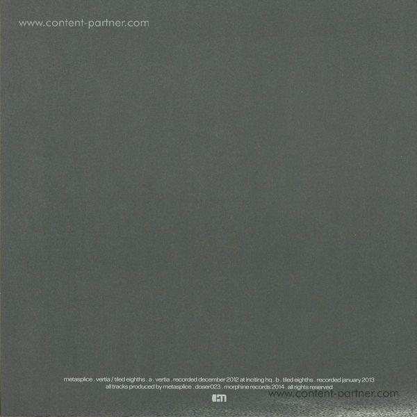 Metasplice - Vertia / Tiled Eighths (Back)