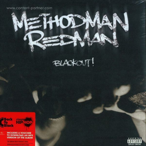 Method Man / Redman - Blackout (Limited Edition Repress!)