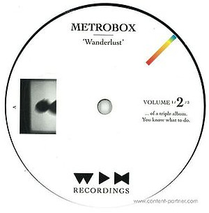 Metrobox - Wanderlust Vol 2