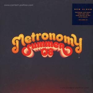 Metronomy - Summer 08 (LP + CD)