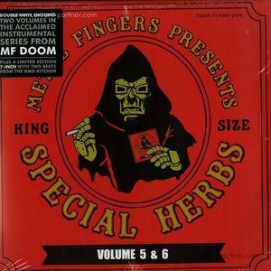 Mf Doom - Special Herbs Vol. 5 &6