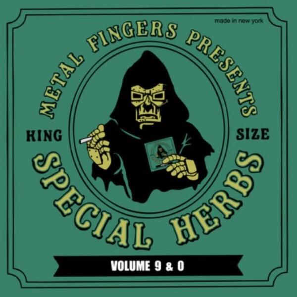 Mf Doom - Special Herbs Vol. 9 & 0 (2LP 2021 Repress)