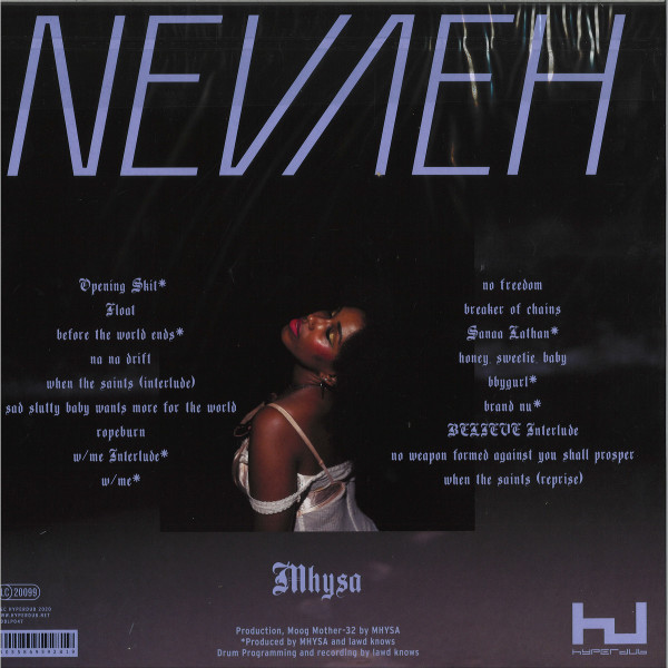 Mhysa - Nevaeh (Back)