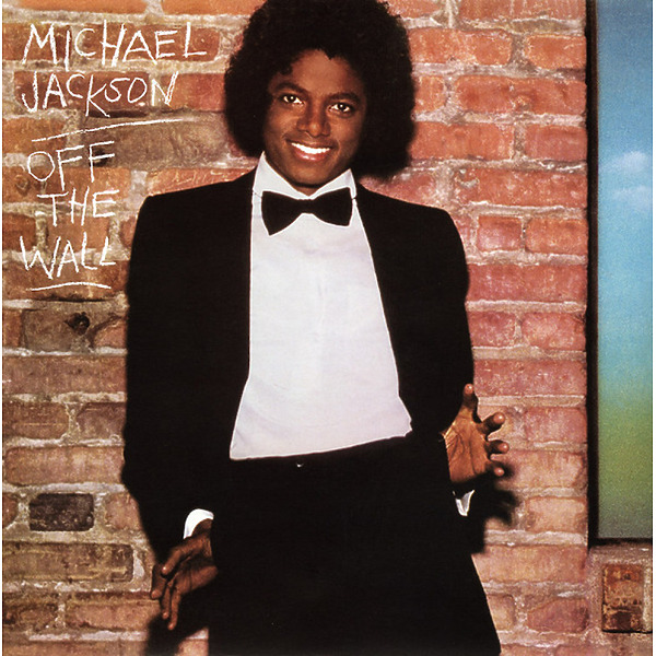 Michael Jackson - Off The Wall (LP reissue)