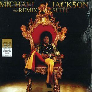 Michael Jackson - Remix Suite (F.Knuckles, S.Aoki, Akon..