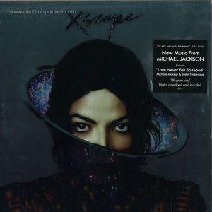 Michael Jackson - Xscape Vinyl