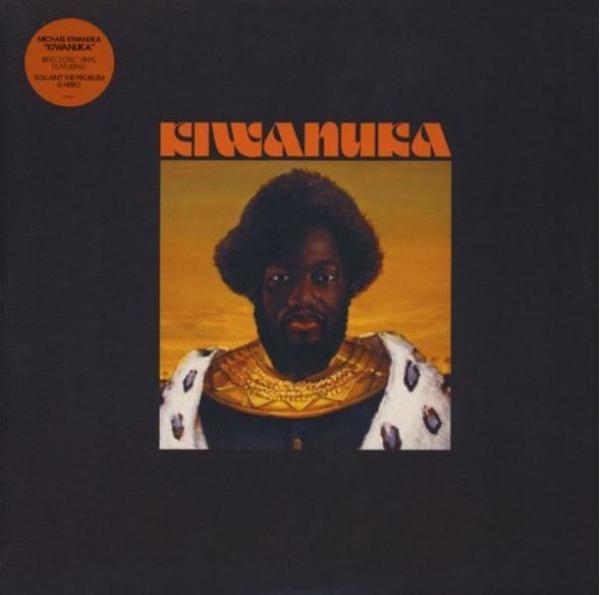 Michael Kiwanuka - Kiwanuka (2LP)