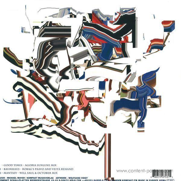 Michael Mayer - Mantasy Remixe 2 (Back)
