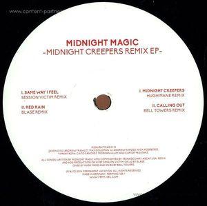 Midnight Magic - Midnight Creepers Remix Ep