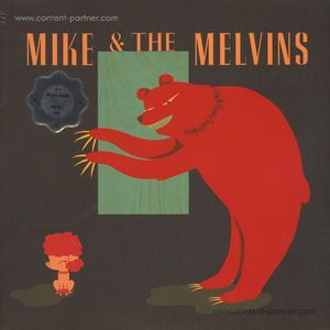 Mike & The Melvins - Three Men And A Baby (LP+MP3)