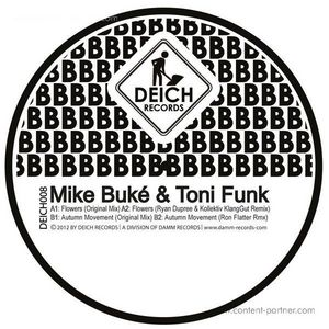 Mike Buké & Toni Funk - Flowers