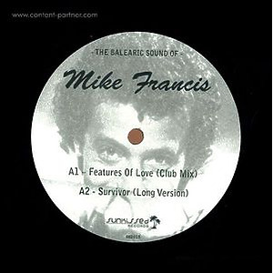 Mike Francis - The Balearic Sound of...