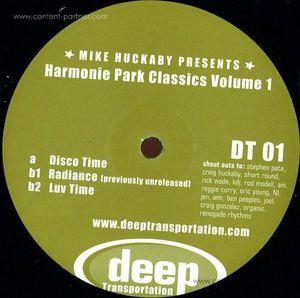 Mike Huckaby - Harmonie Park Classics Vol. 1