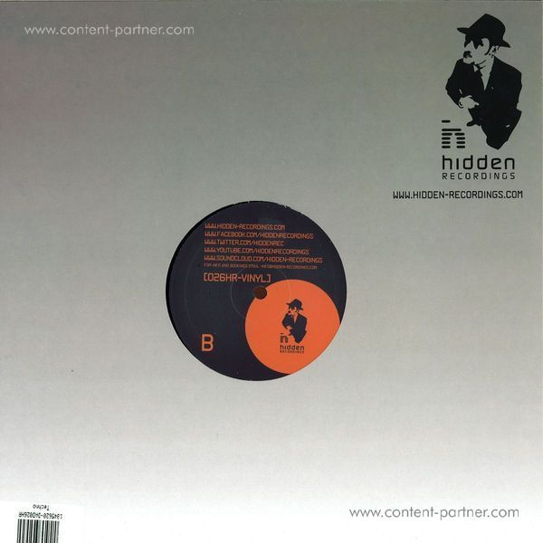 Mike Maass - Final Amount EP (Hans Bouffmyhre Remix) (Back)