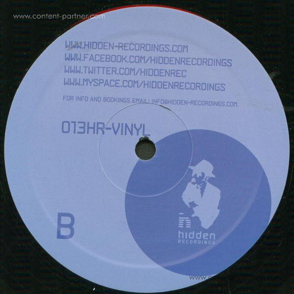 Mike Wall - Out Of Fire EP (Xhin & Splatter Rmxs) (Back)
