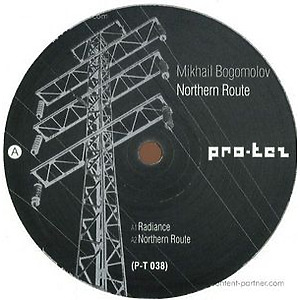 Mikhail Bogomolov - Northern Route EP (180g / Vinyl Only)
